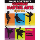 Emin Boztepe Combat Martial Arts System DVD 1-Punching Techniques